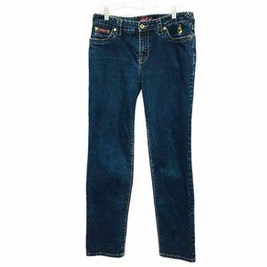 Baby Phat Vintage Embroidered Jeans